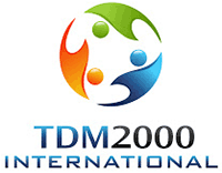 TDM2000-International logo